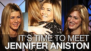 Video Interview With Jennifer Aniston on Dating, Dream Costars, Girls' Night Out, and Just Go With It