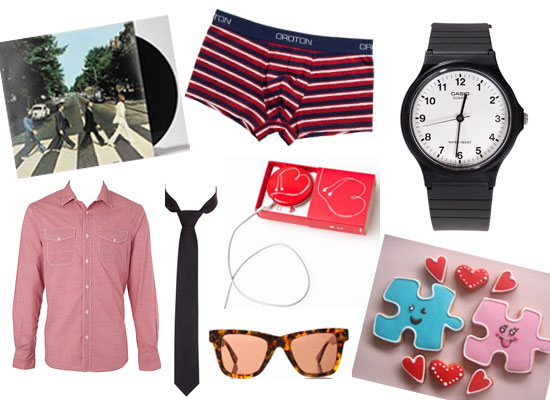 Online Valentine's Gift Guide For Men: What To Buy Your Guy including general pants and saba