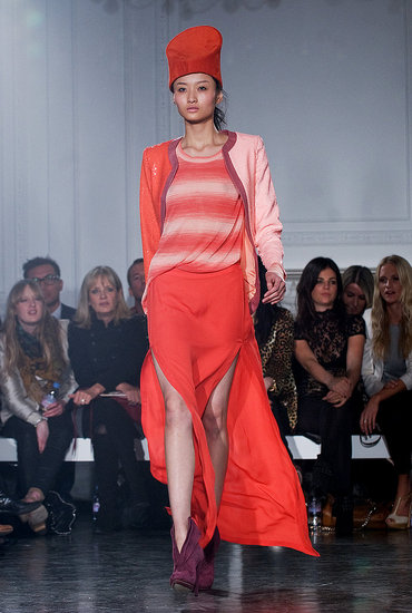 Fall 2011 London Fashion Week: Sass & Bide