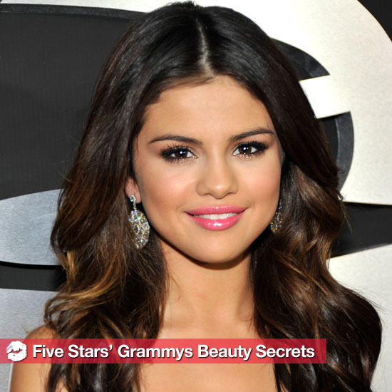 Celebrity Beauty Secrets From the 2011 Grammy Awards 2011-02-14 11:30:00