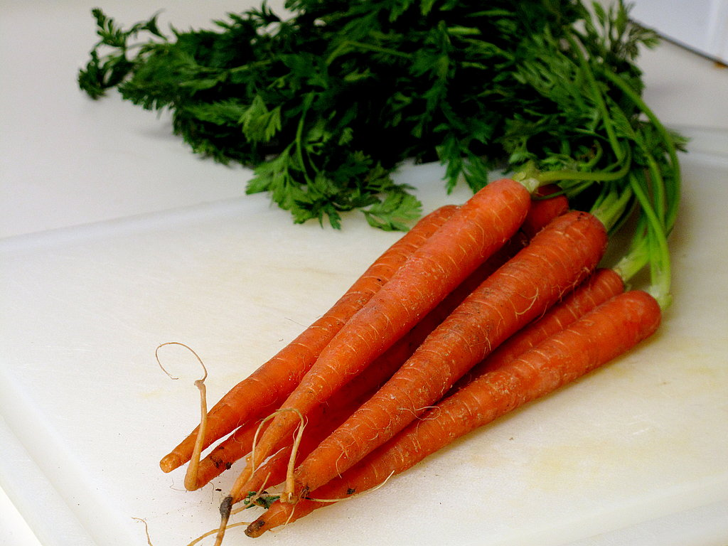 Photo Gallery: Curried Carrot Bisque