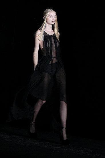 Fall 2011 New York Fashion Week: Theyskens' Theory