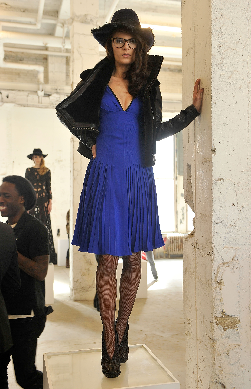 2011 Fall New York Fashion Week: Malandrino