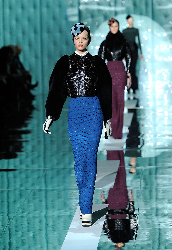Marc Jacobs Fall 2011