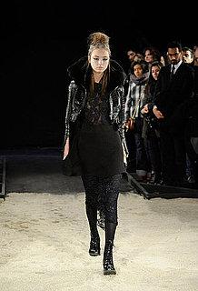 Fall 2011 New York Fashion Week: Frank Tell
