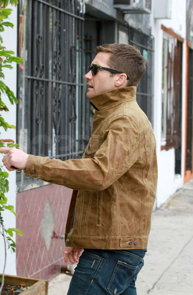 Jake Gyllenhaal Returns From His NYC Parties to Do Some Work in LA
