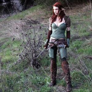 Felicia Day Dragon Age Redemption Trailer