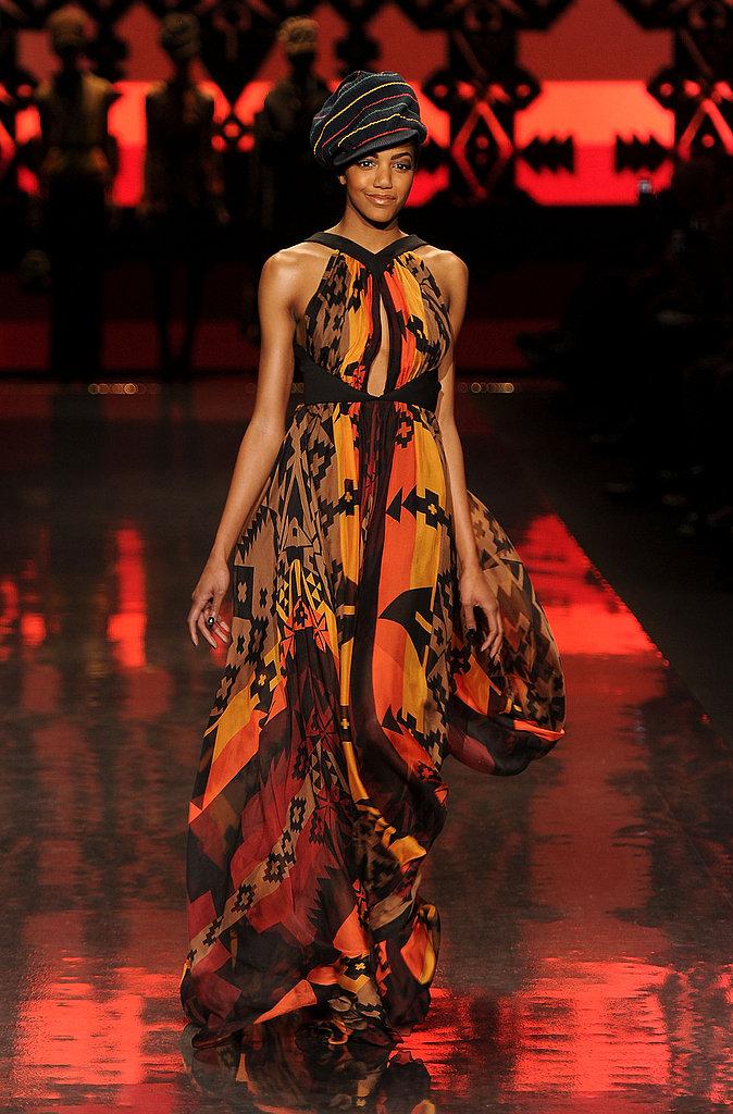 2011 Fall New York Fashion Week: L.A.M.B.