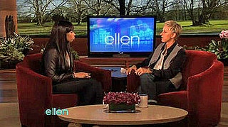 Jennifer Hudson Talks About Losing Weight on The Ellen DeGeneres Show