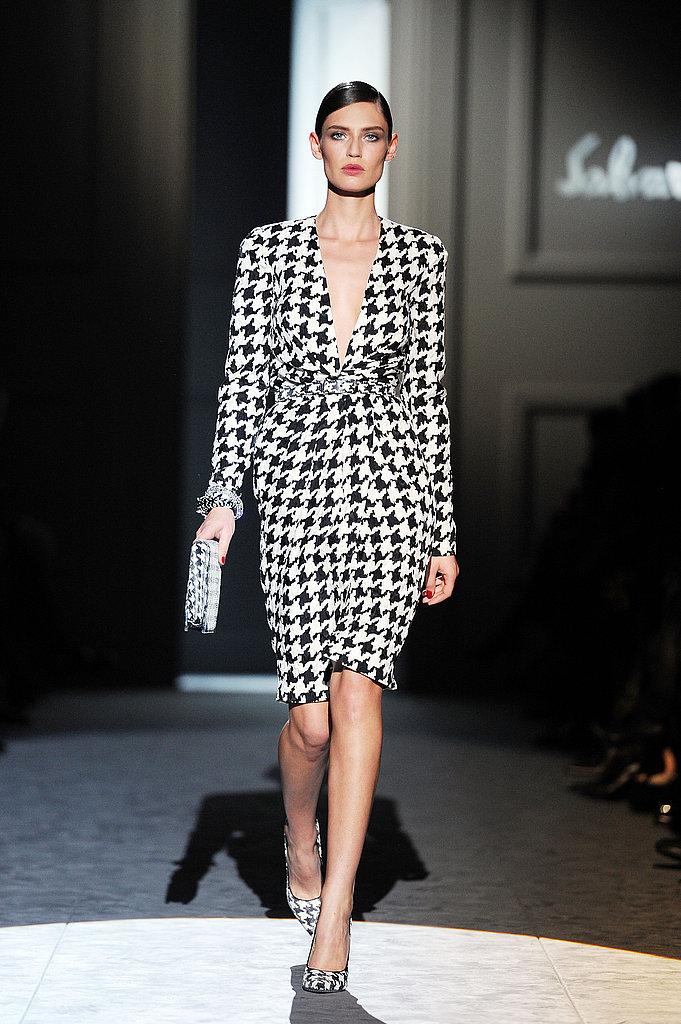Fall 2011 Milan Fashion Week: Salvatore Ferragamo - POPSUGAR Fashion