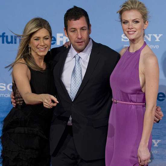 Pictures of Jennifer Aniston, Brooklyn Decker, and Adam Sandler at Just Go With It Berlin Premiere 2011-02-21 11:40:00