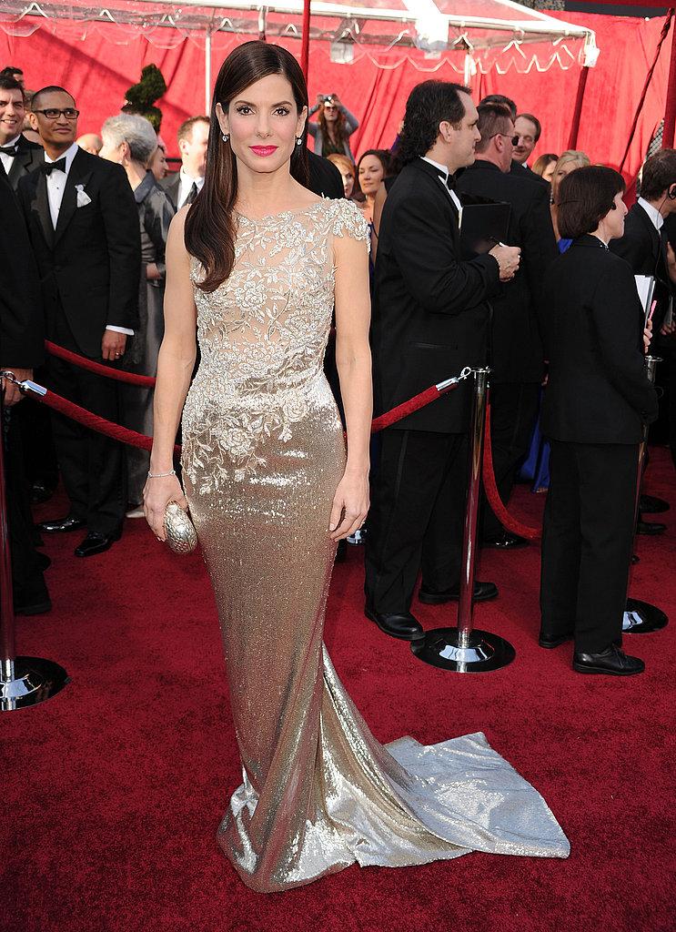 Sandra Bullock at the 2010 Academy Awards
