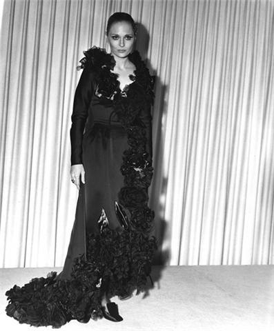 Faye Dunaway at the 1968 Academy Awards