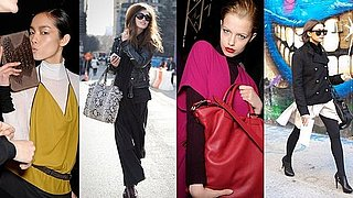 Fall 2011 New York Fashion Week Moments: Backstage, Runway and Street Style