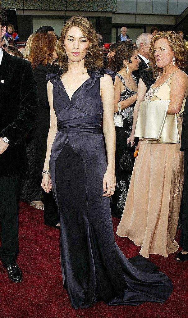 Sofia Coppola at the 2004 Academy Awards