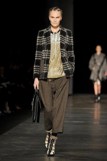 Fall 2011 Milan Fashion Week: Etro