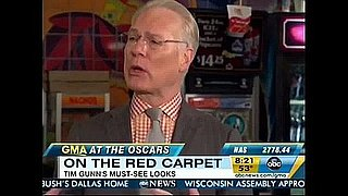 Tim Gunn Shares His Favorite Oscar Looks