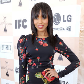 Kerry Washington in Dolce & Gabbana Independent Spirit Awards 2011