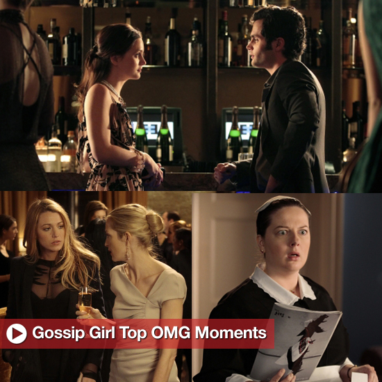 "Gossip Girl Recap ""Empire of the Son"""
