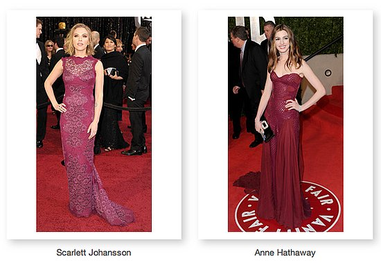 Play Our Oscars Fashion Faceoff!