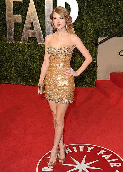 Taylor Swift(2011 Oscar Party)