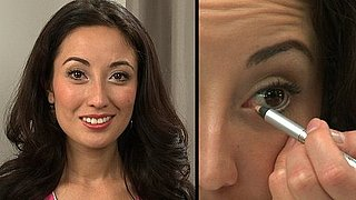 How to Use Peach Eyeliner to Brighten Your Eyes