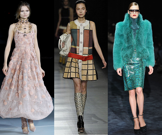 The Top Ten Trends from Fall 2011 Milan Fashion Week