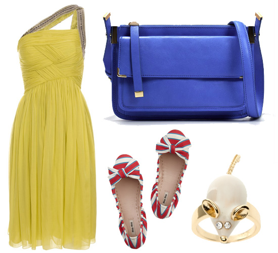 Must Have Fashion Items for March 2011