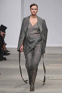 Fall 2011 Paris Fashion Week: Thimister