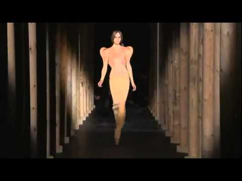 Video of Theirry Mugler Fall 2011 Show with Lady Gaga