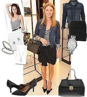 Pictures of Nicky Hilton Street Style