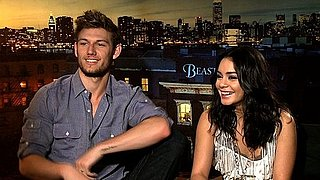 Video Interview With Alex Pettyfer and Vanessa Hudgens