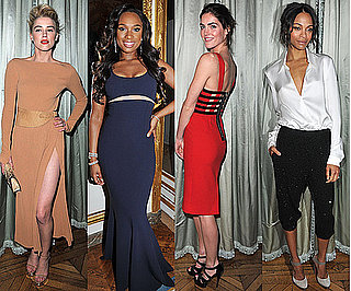 Stars Turn Out, Kors-Style, For 30th Anniversary Bash in Paris