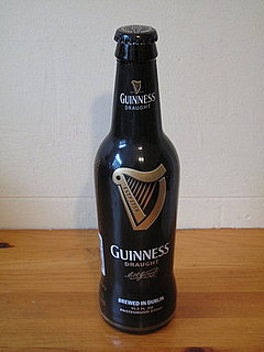 Recipe For Guinness Ice Cream With Chocolate Covered Pretzels