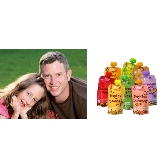 The Dad Behind the Baby Food