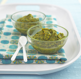 Eat Your Greens Puree