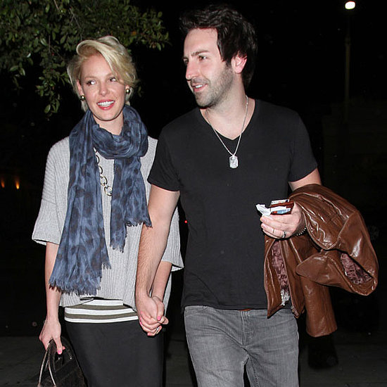 Pictures of Katherine Heigl and Josh Kelley Date Night in LA