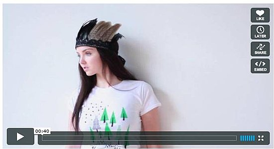Lily Cole and Jade Parfitt Star in EJF Climate Week T-shirt Campaign