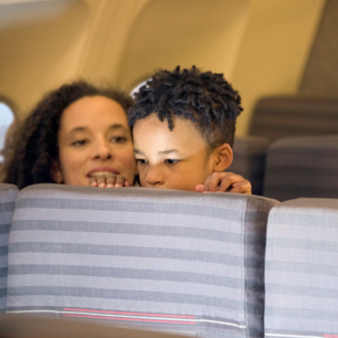 Separate Airplane Sections For Travelers With Kids