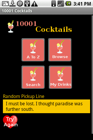 10001 Cocktails (Free)