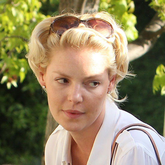 Katherine Heigl Brings Her On-Key Daughter Naleigh Along For a Visit to Grandma's House