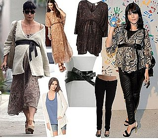 Pictures of Selma Blair's Pregnancy Style 2011-03-29 10:05:29