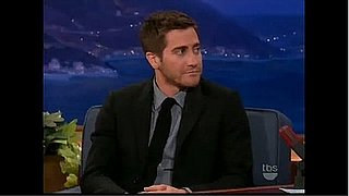 Jake Gyllenhaal and Conan O'Brien's Bearded Brotherhood