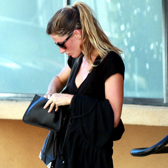Gisele Bundchen Tries Her Hand at the Richie and Anderson Method