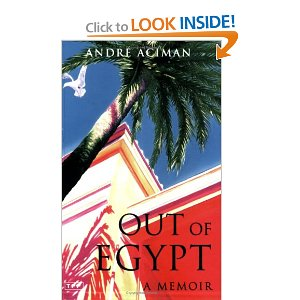 "Just Finished ""Out of Egypt""..WoW"