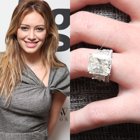 Hilary Duff ring