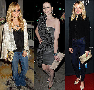 Celebrity Trend: Python Clutches