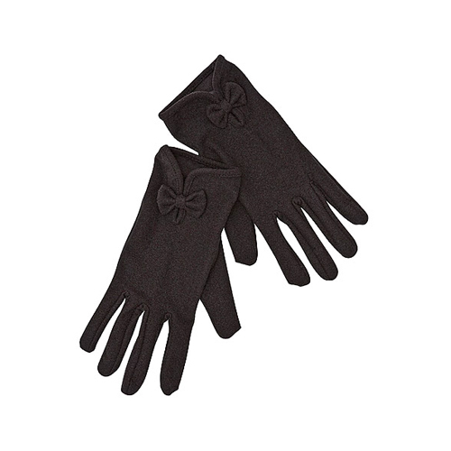 Stretchy Bow Slim Glove