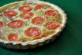 Sausage Quiche Lorraine Recipe 2011-04-07 16:55:14
