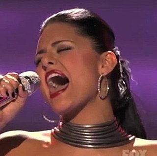 Video of Pia Toscano Voted Off American Idol